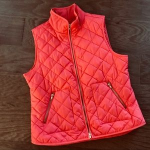 EUC Old Navy Quilted Vest